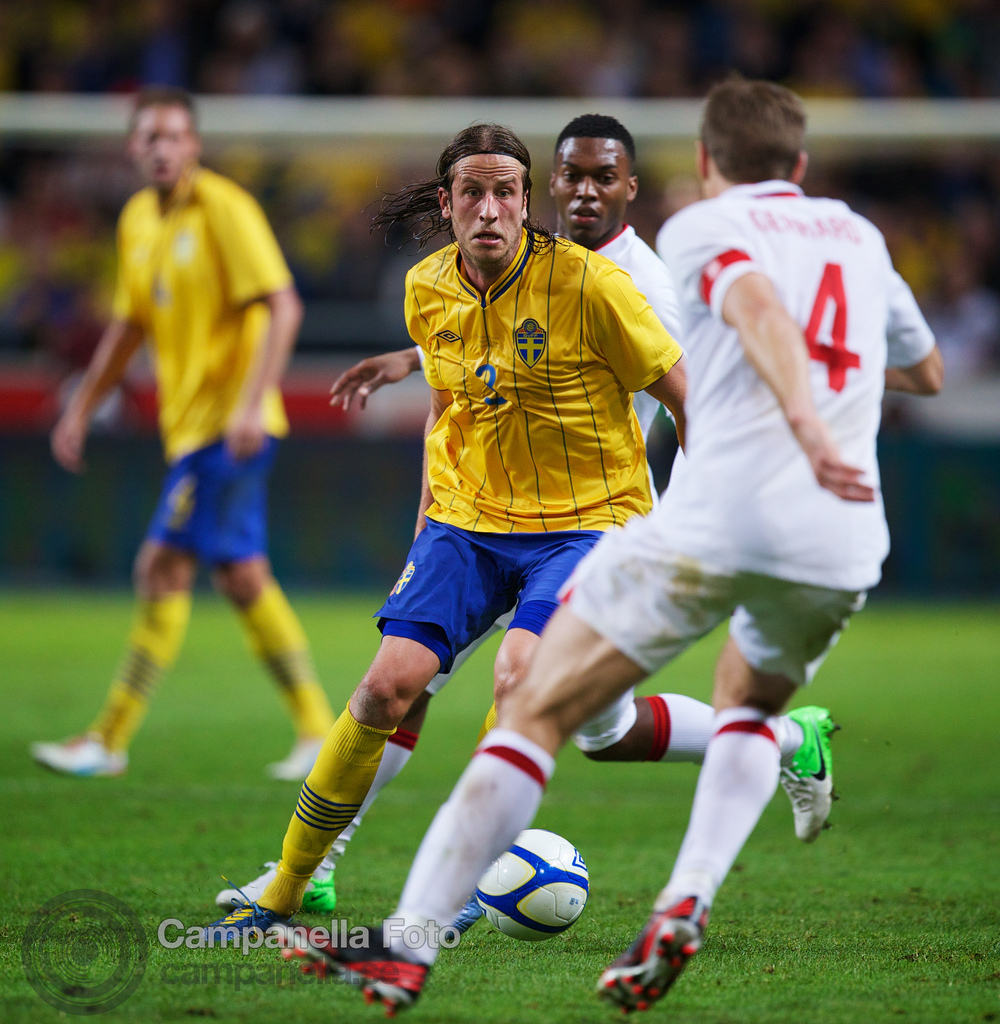 Sweden meets England at Friends Arena (Part 2) - 5 of 15