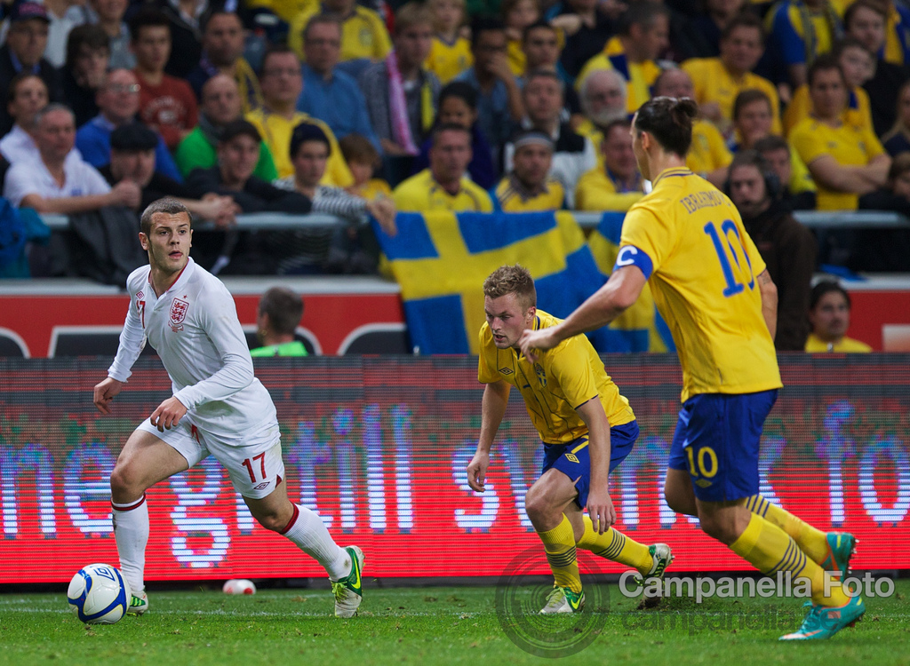 Sweden meets England at Friends Arena (Part 2) - 6 of 15