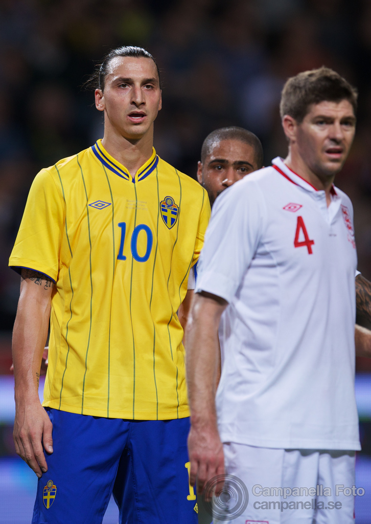 Sweden meets England at Friends Arena (Part 2) - 7 of 15