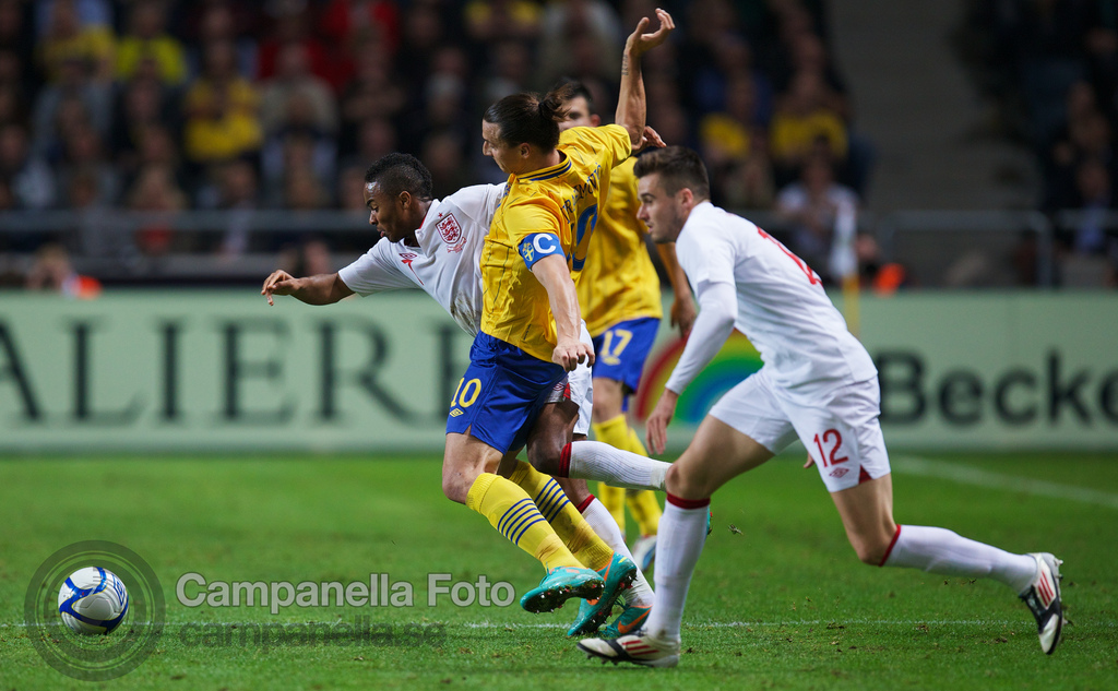 Sweden meets England at Friends Arena (Part 2) - 9 of 15