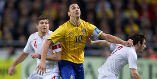 Sweden meets England at Friends Arena (Part 1)