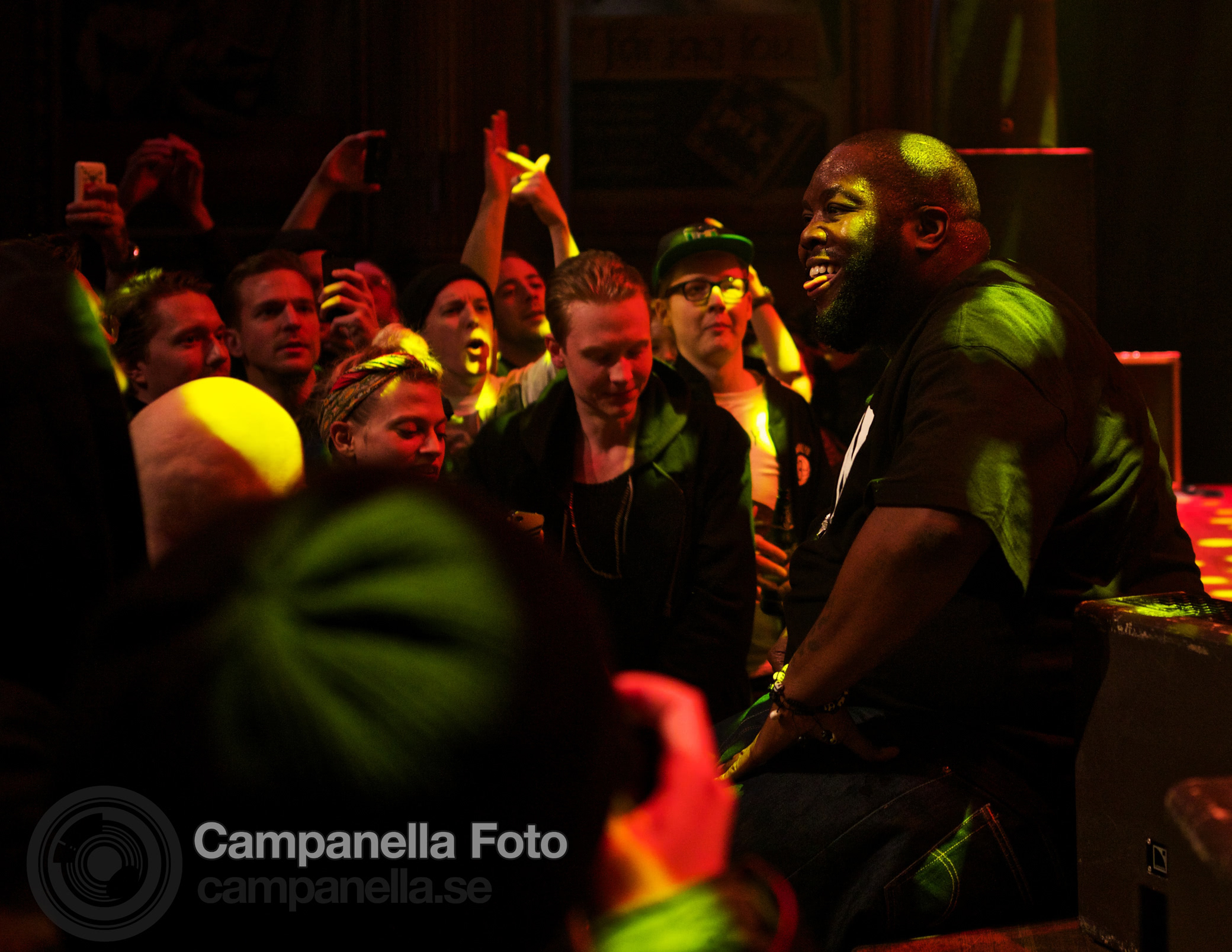 Killer Mike at Nalen - 5 of 5