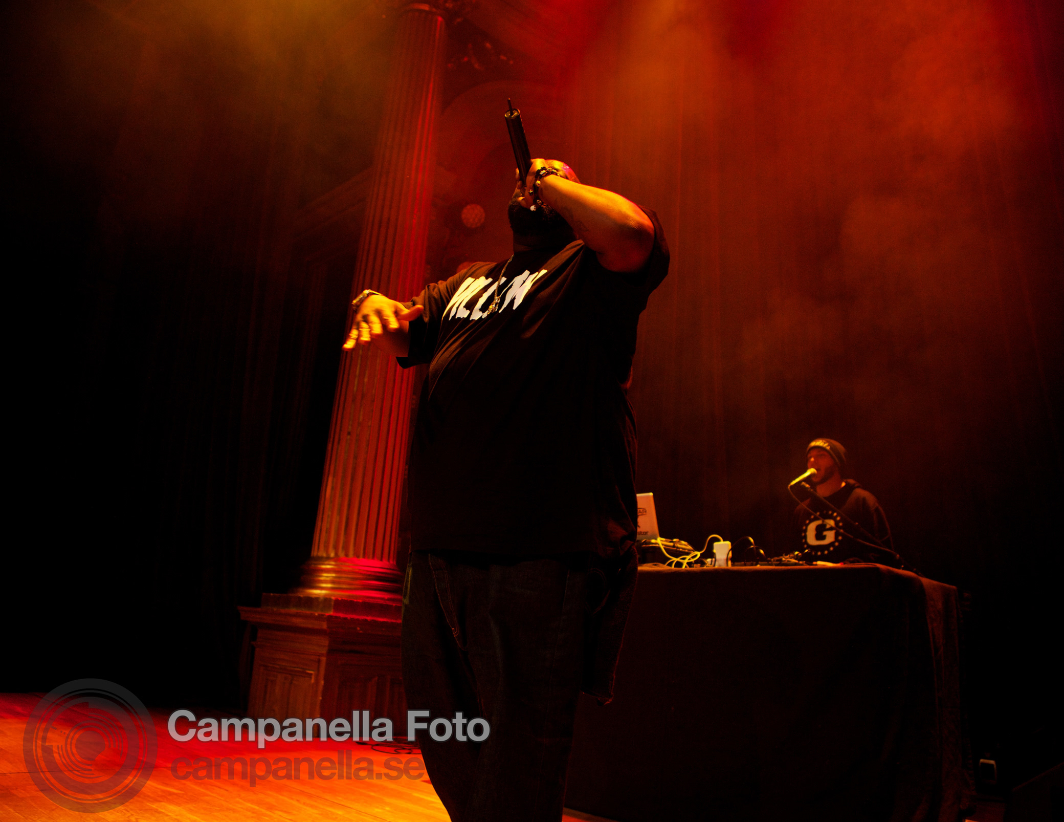 Killer Mike at Nalen - 4 of 5