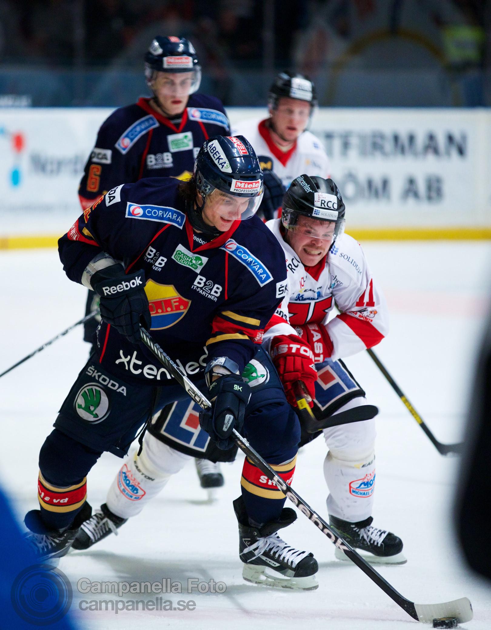 2013-01-09 Djurgårdens IF  - Örebro IK