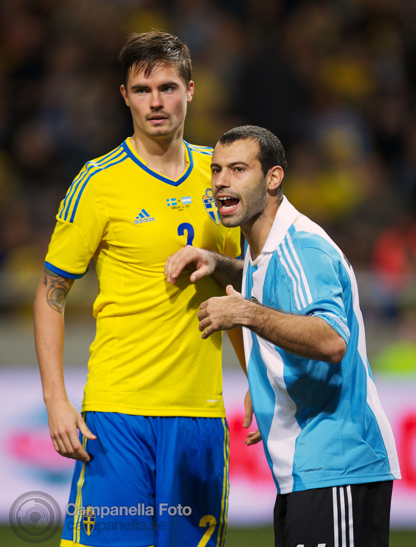 Sweden takes on Argentina - 21 of 35
