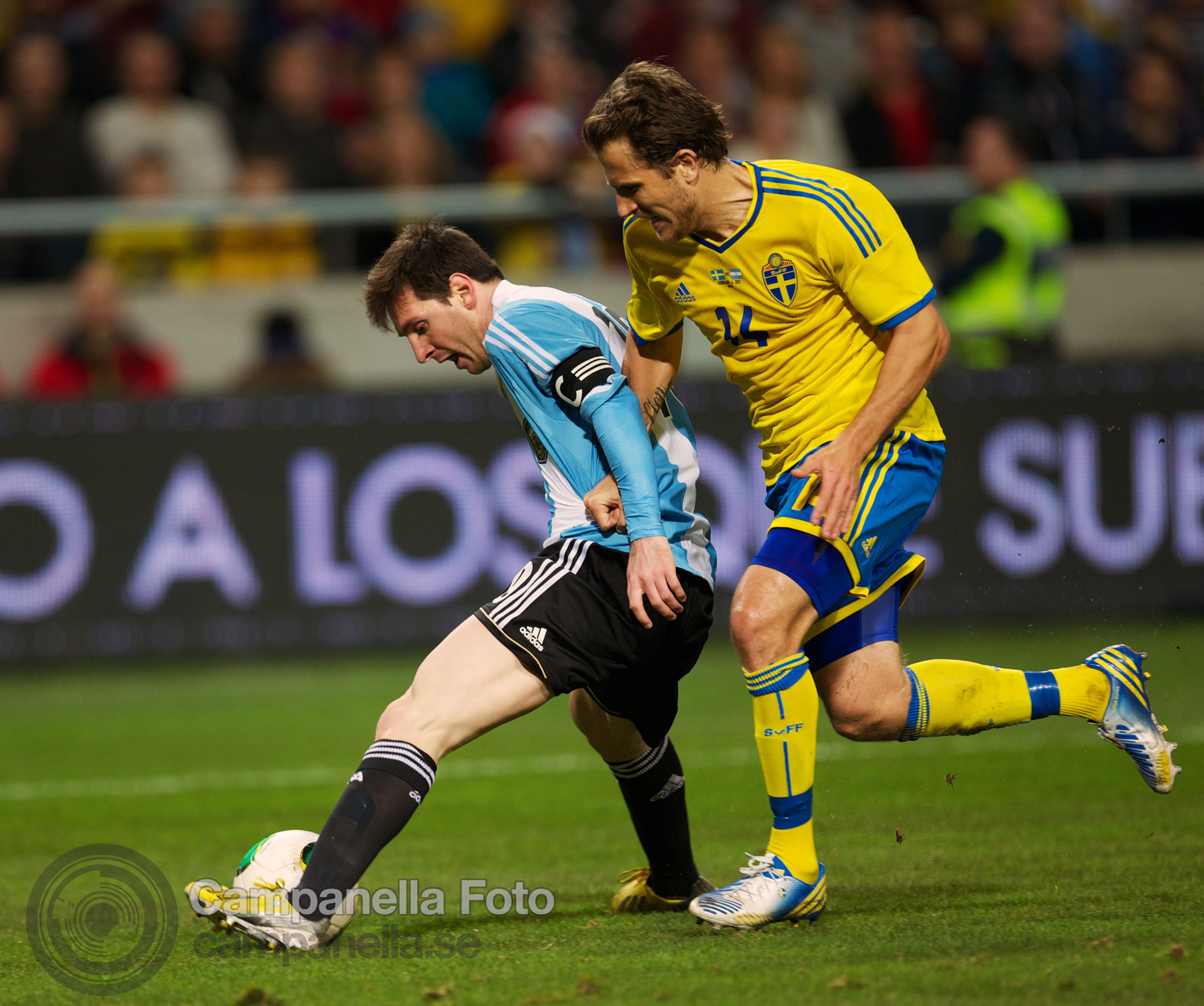 Sweden takes on Argentina - 29 of 35