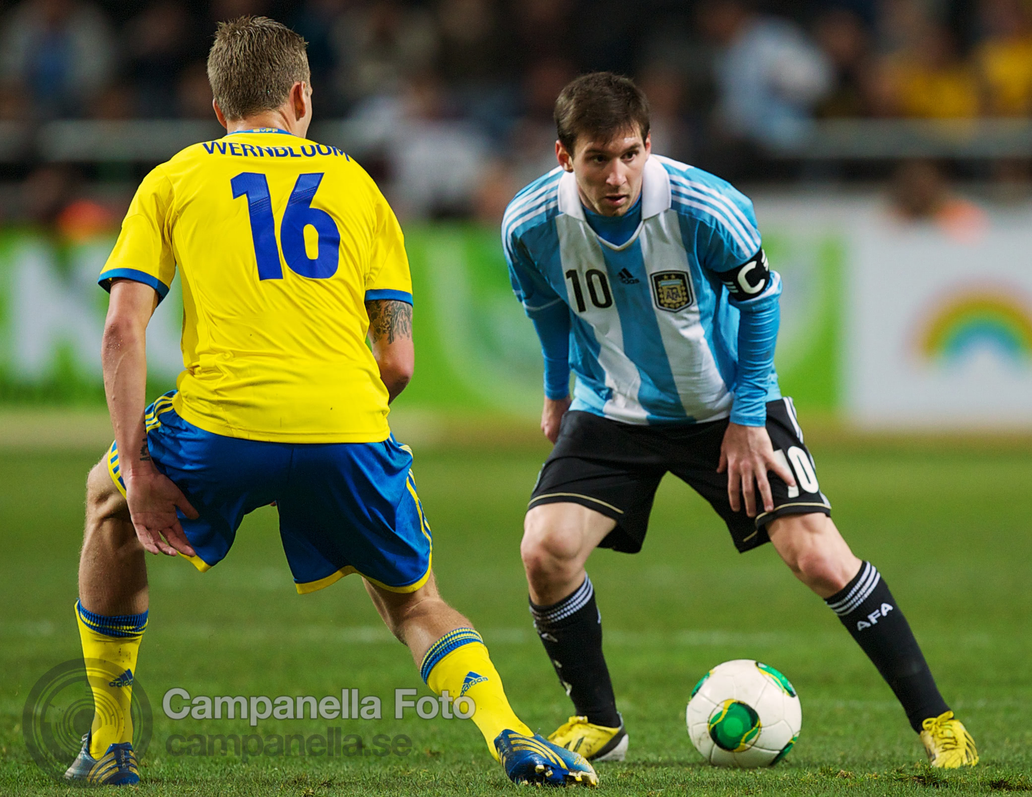 Sweden takes on Argentina - 31 of 35