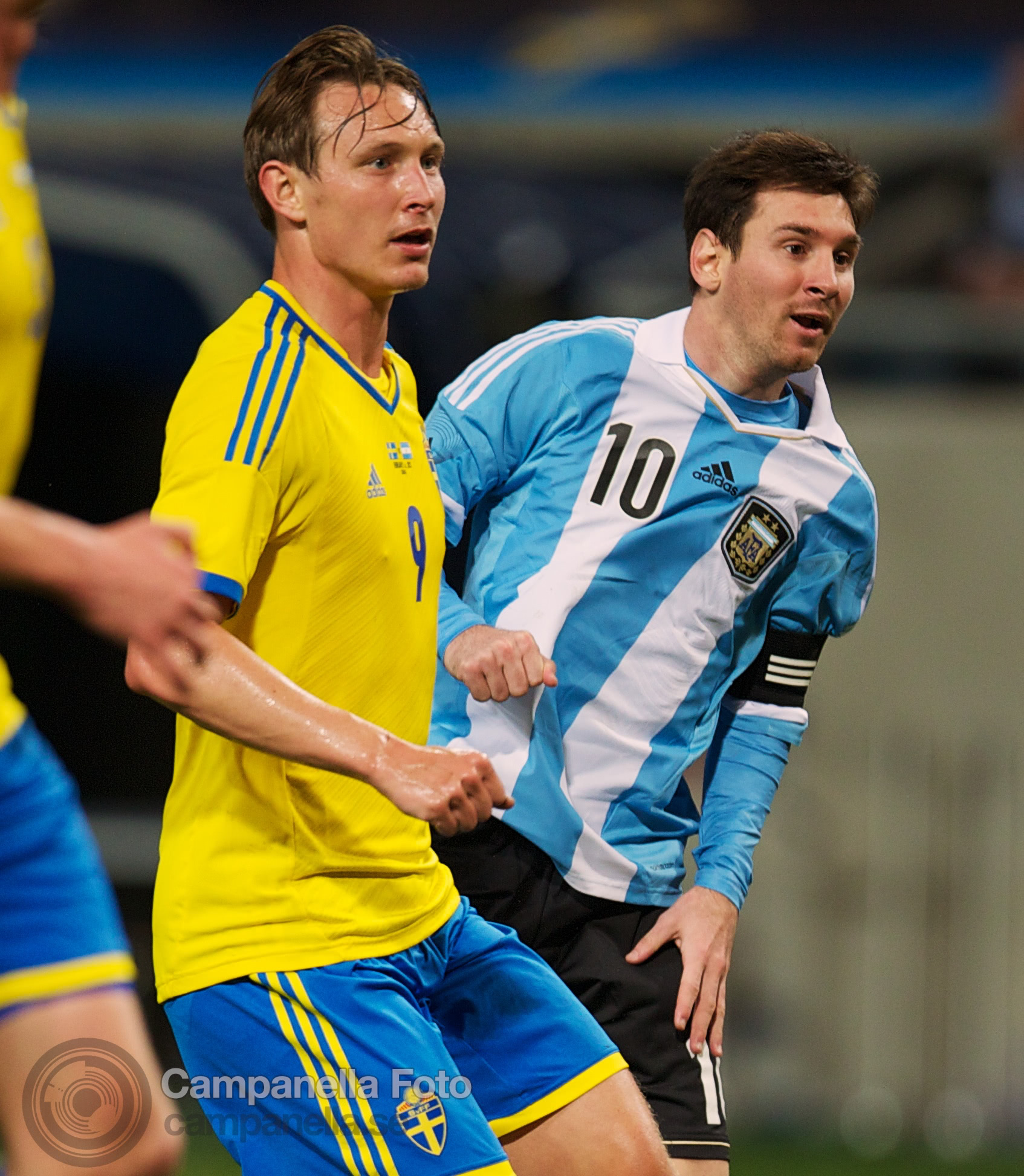 Sweden takes on Argentina - 17 of 35