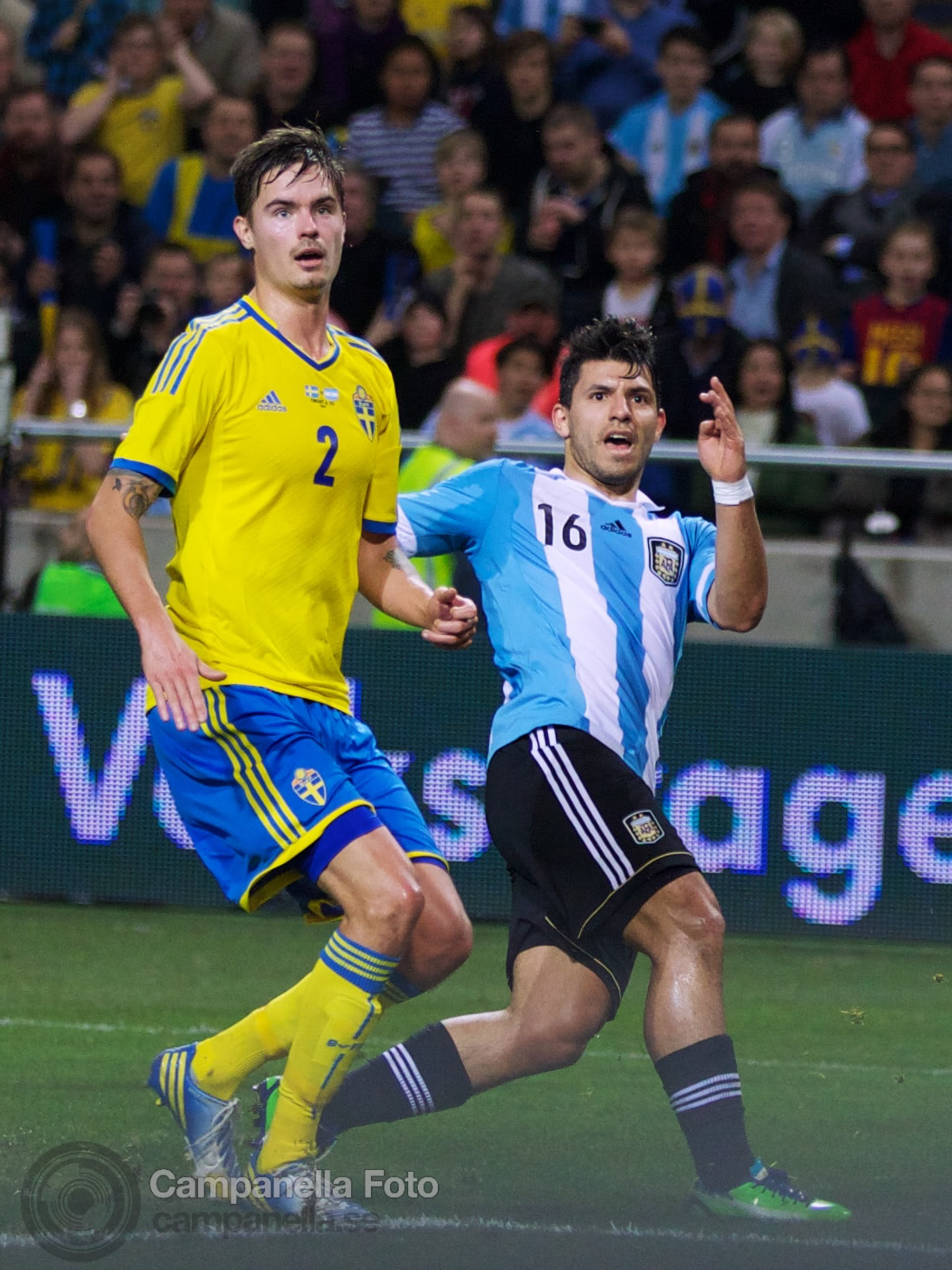 Sweden takes on Argentina - 19 of 35