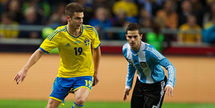Sweden meets Argentina at Friends Arena (Part 1)