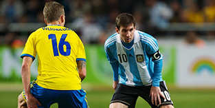 Sweden meets Argentina at Friends Arena (Part 2)
