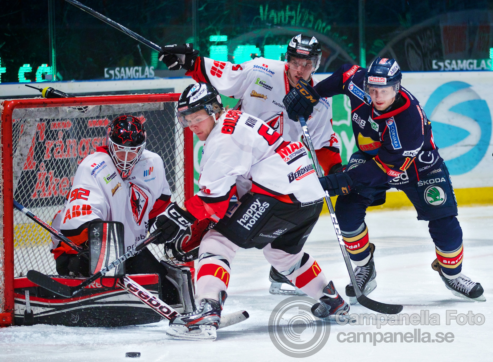 Djurgårdens IF Vs. Karlskrona HK - 2013-02-28 - 9 of 11