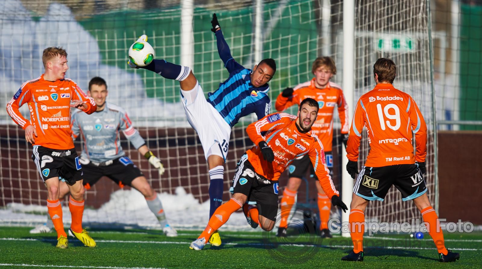 Djurgårdens IF Vs Umeå FC - 2013-03-03 - 2 of 8