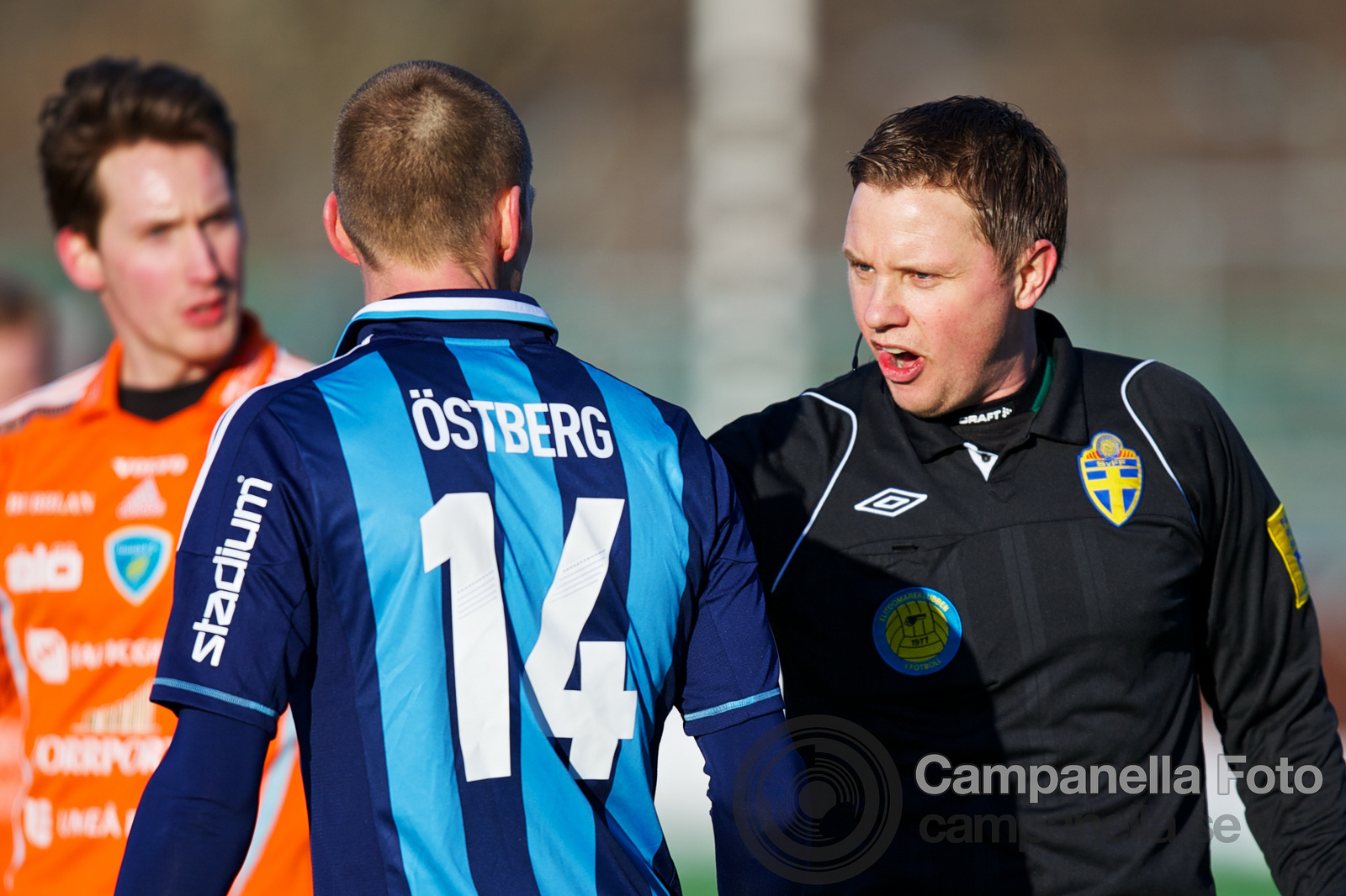 Djurgårdens IF Vs Umeå FC - 2013-03-03 - 6 of 8