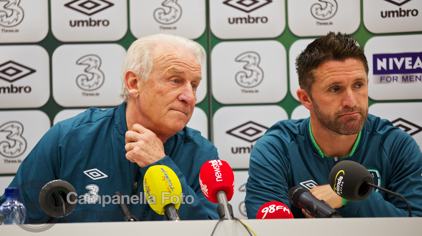 Ireland press conference - 1 of 10