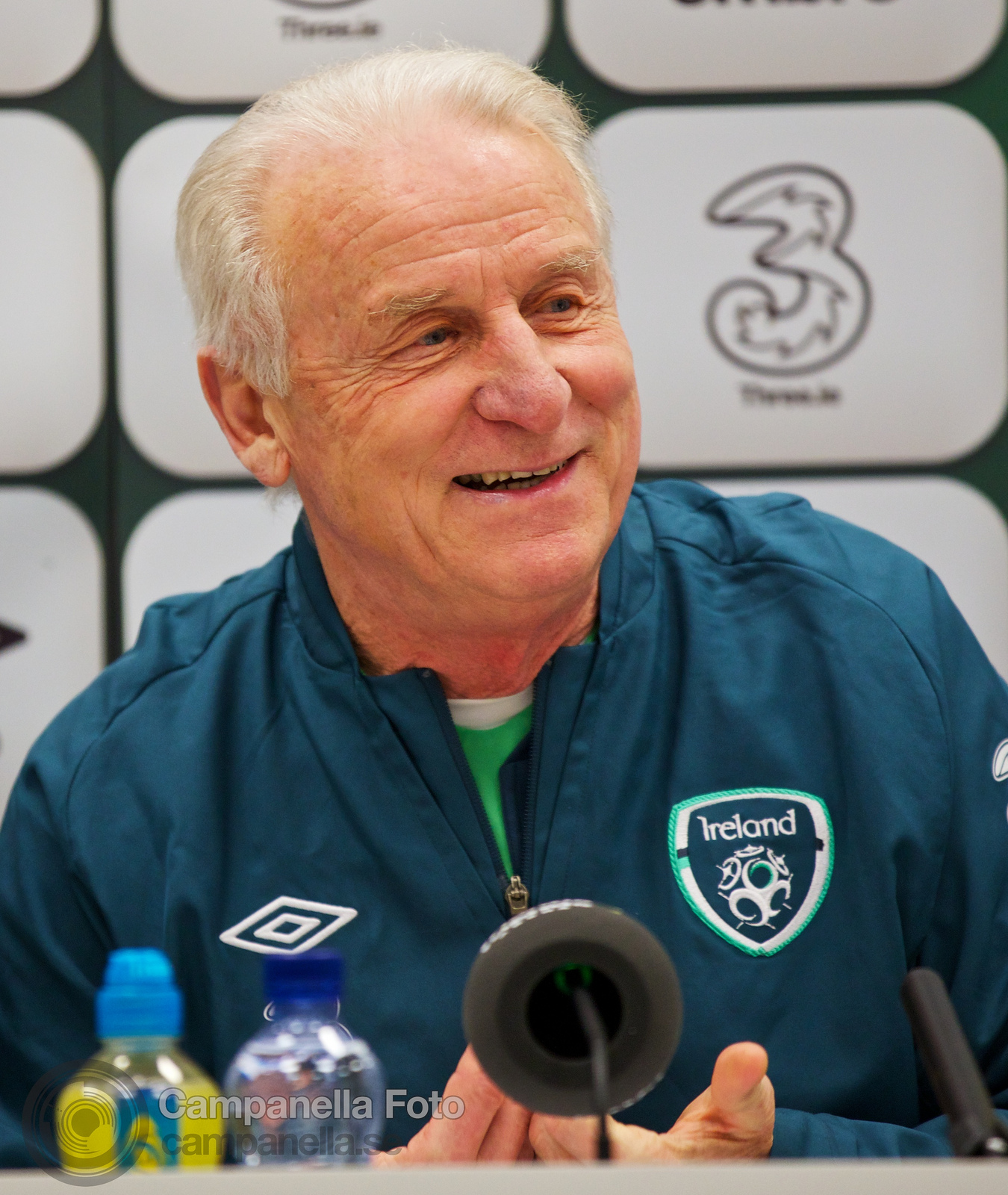 Ireland press conference - 2 of 10