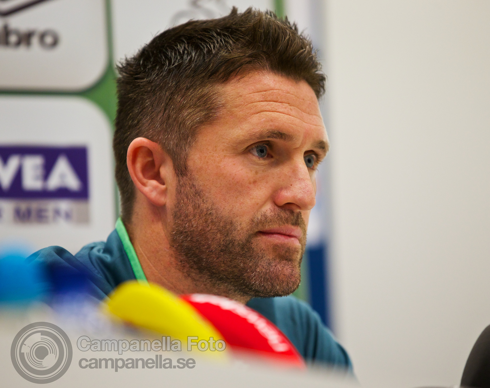 Ireland press conference - 6 of 10