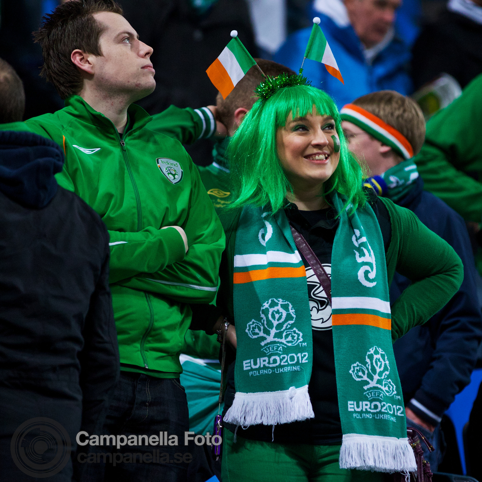 Sweden meets Ireland at Friends Arena - 2 of 20