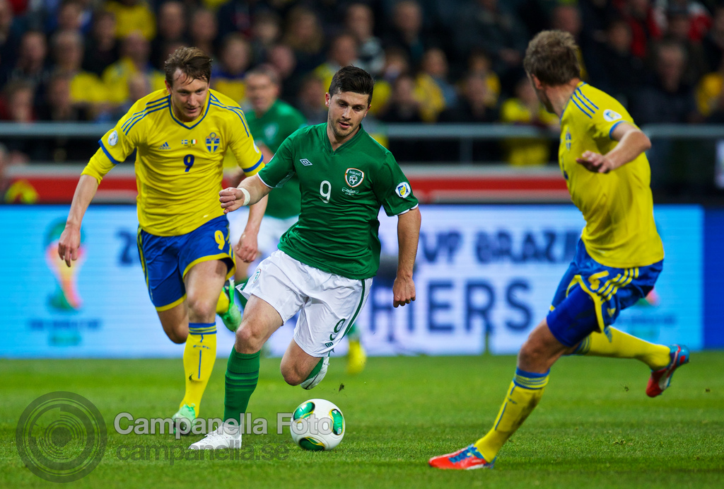 Sweden meets Ireland at Friends Arena - 8 of 20