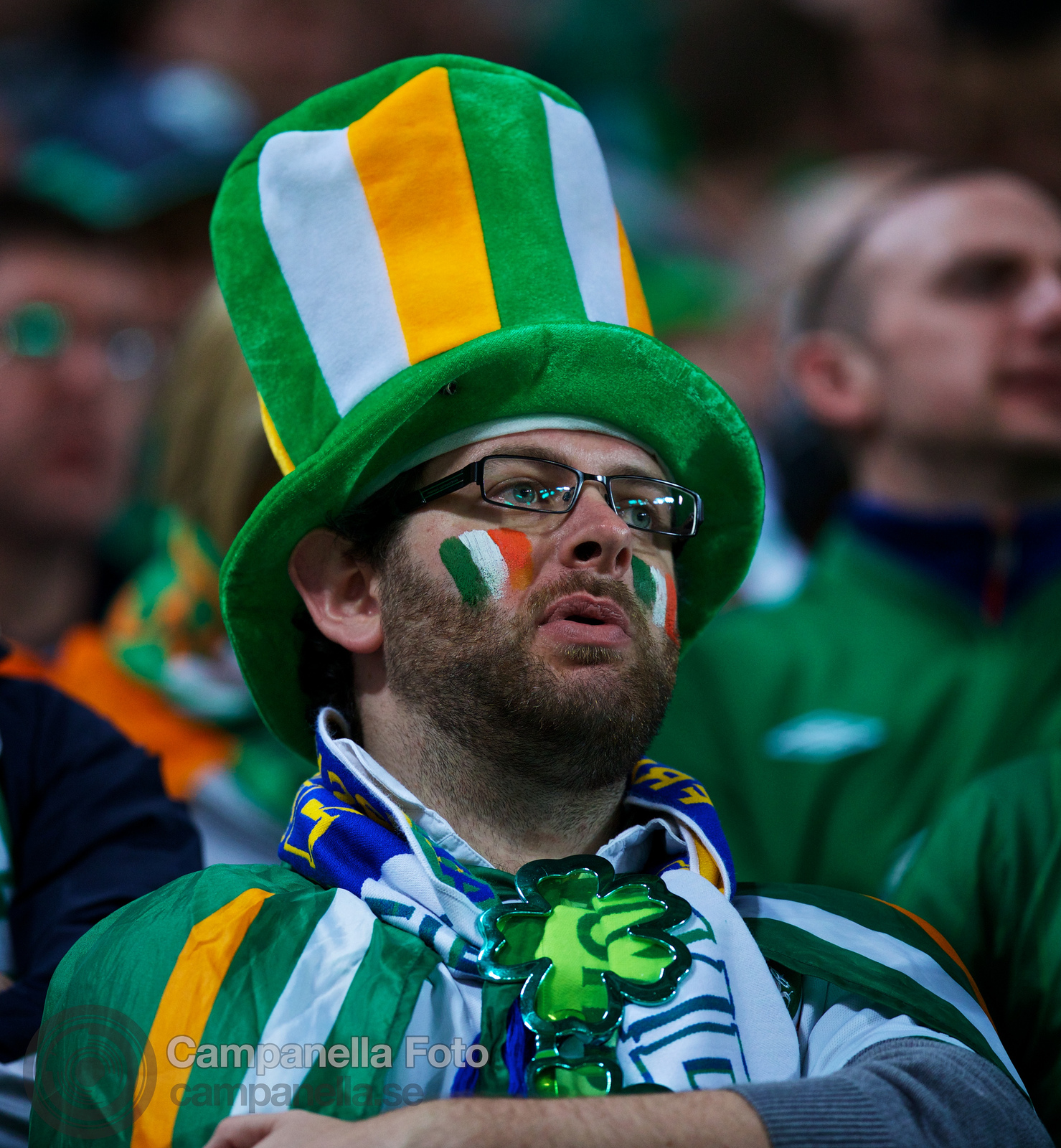 Sweden meets Ireland at Friends Arena - 13 of 20