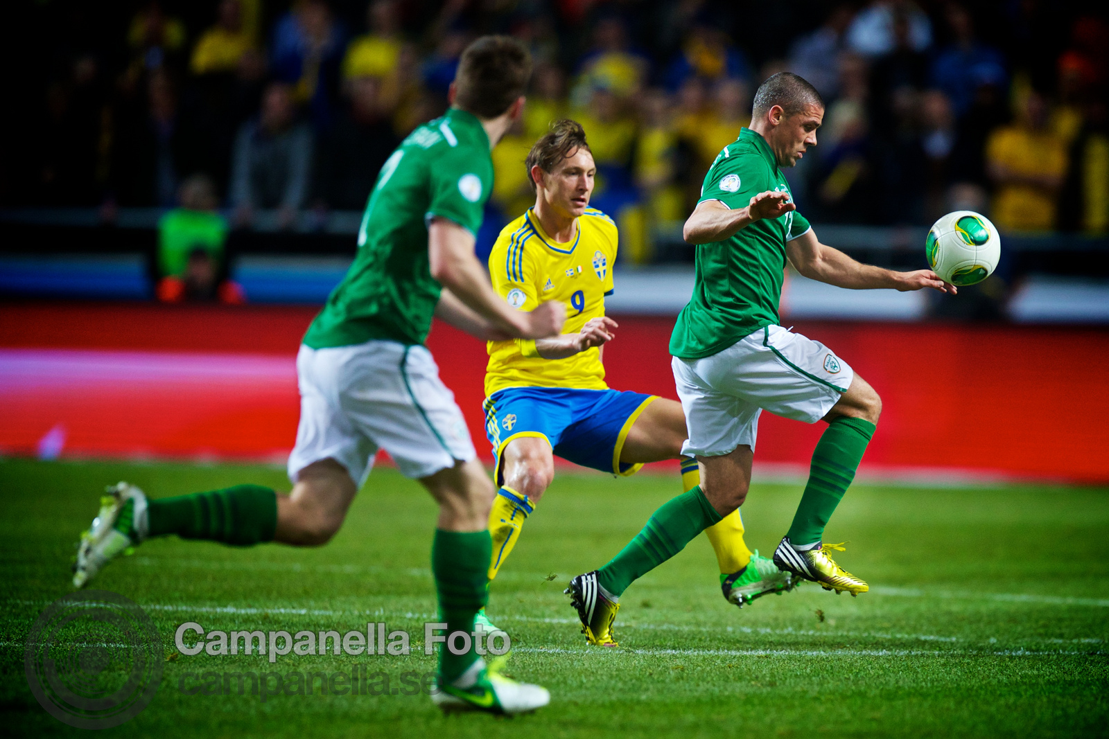 Sweden meets Ireland at Friends Arena - 16 of 20