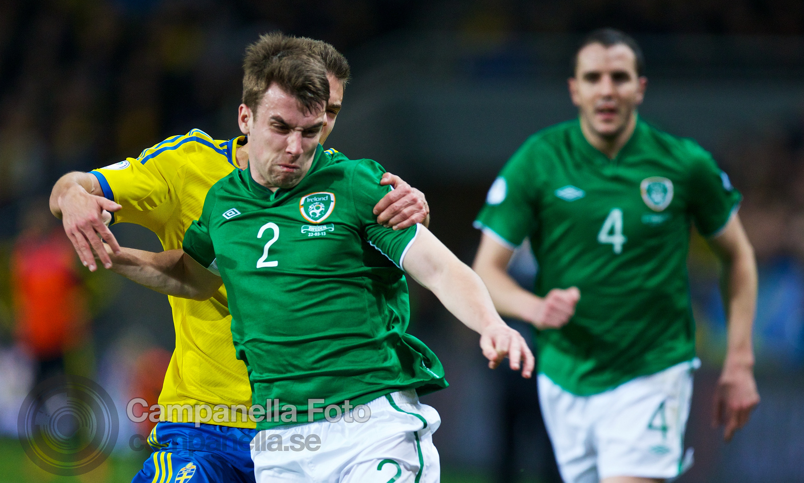 Sweden meets Ireland at Friends Arena - 18 of 20