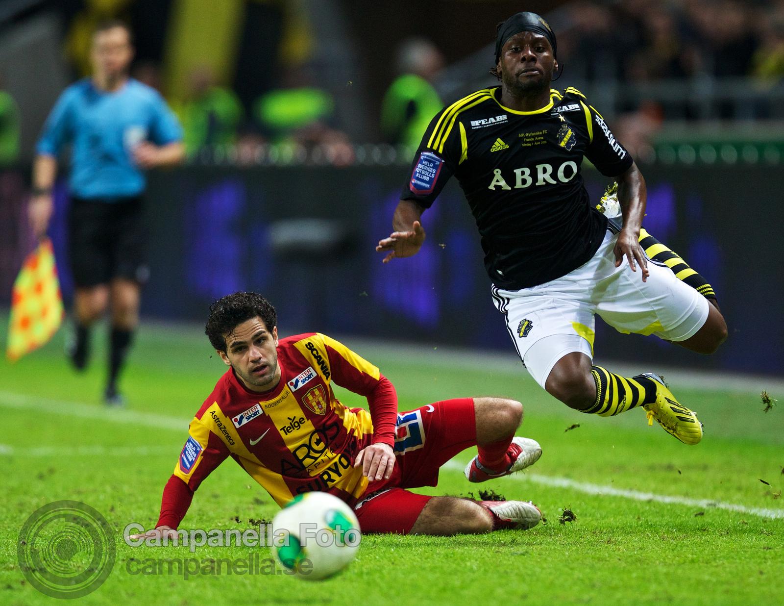 AIK vs. Syrianska FC - 10 of 10