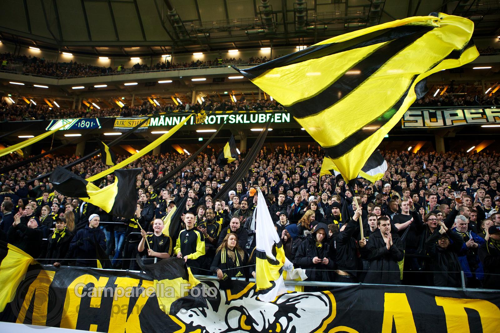 AIK vs. Syrianska FC - 3 of 10