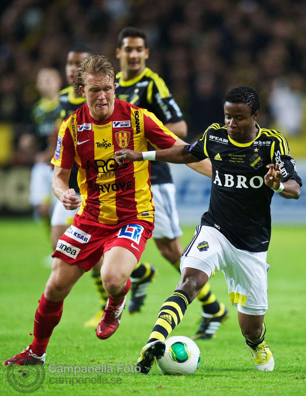AIK vs. Syrianska FC - 9 of 10