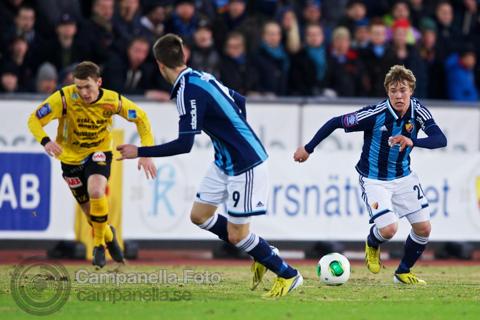 Djurgårdens IF vs Mjällby AIF - 2 of 10