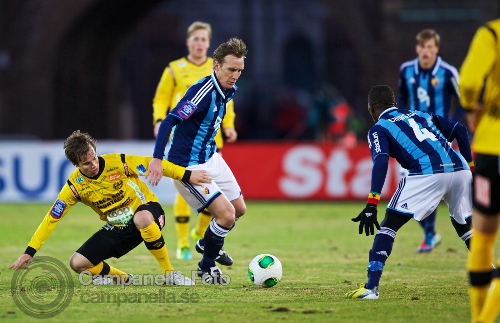 Djurgårdens IF vs Mjällby AIF - 4 of 10