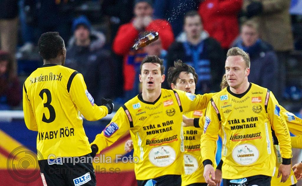 Djurgårdens IF vs Mjällby AIF - 6 of 10