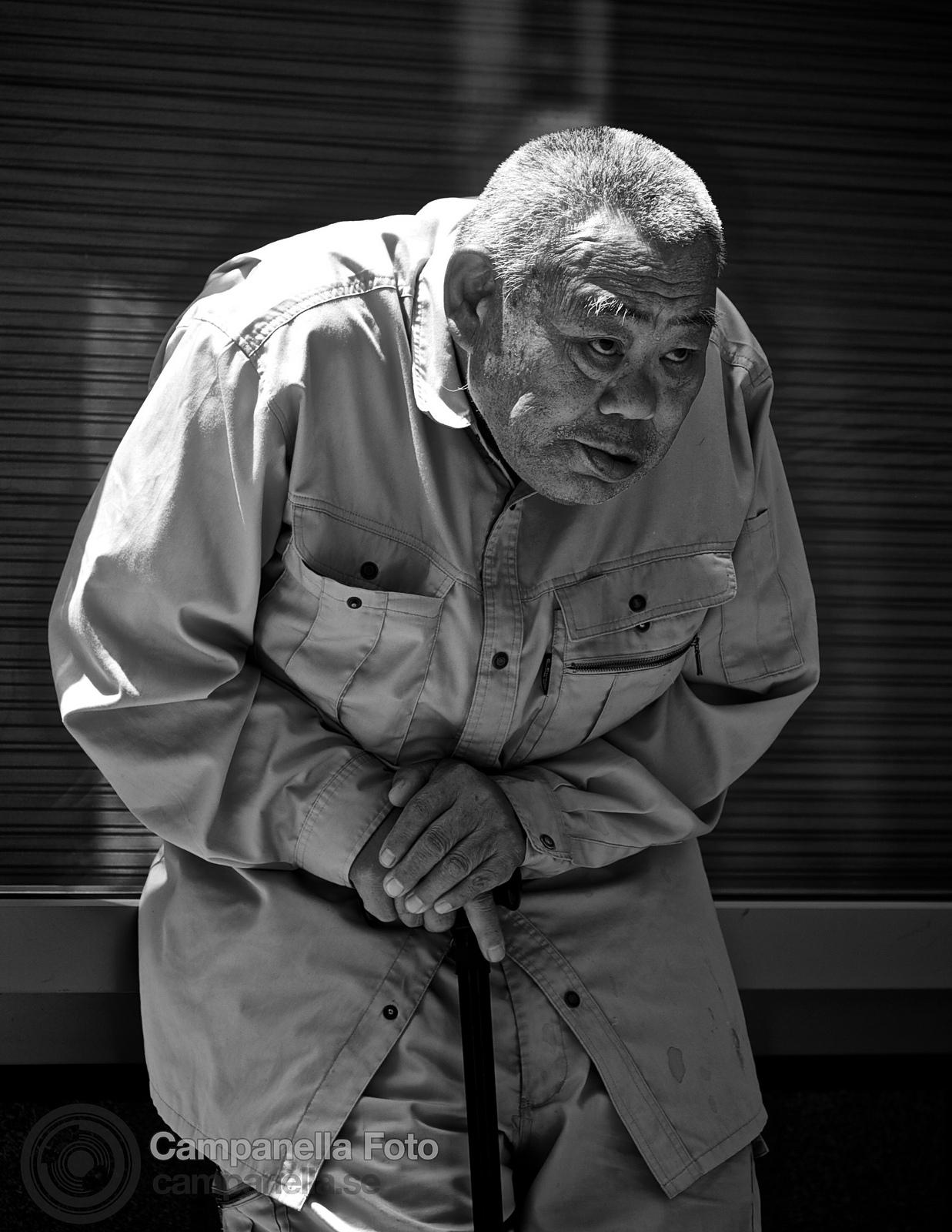 Shinjuku Man (Japan - May 2013)