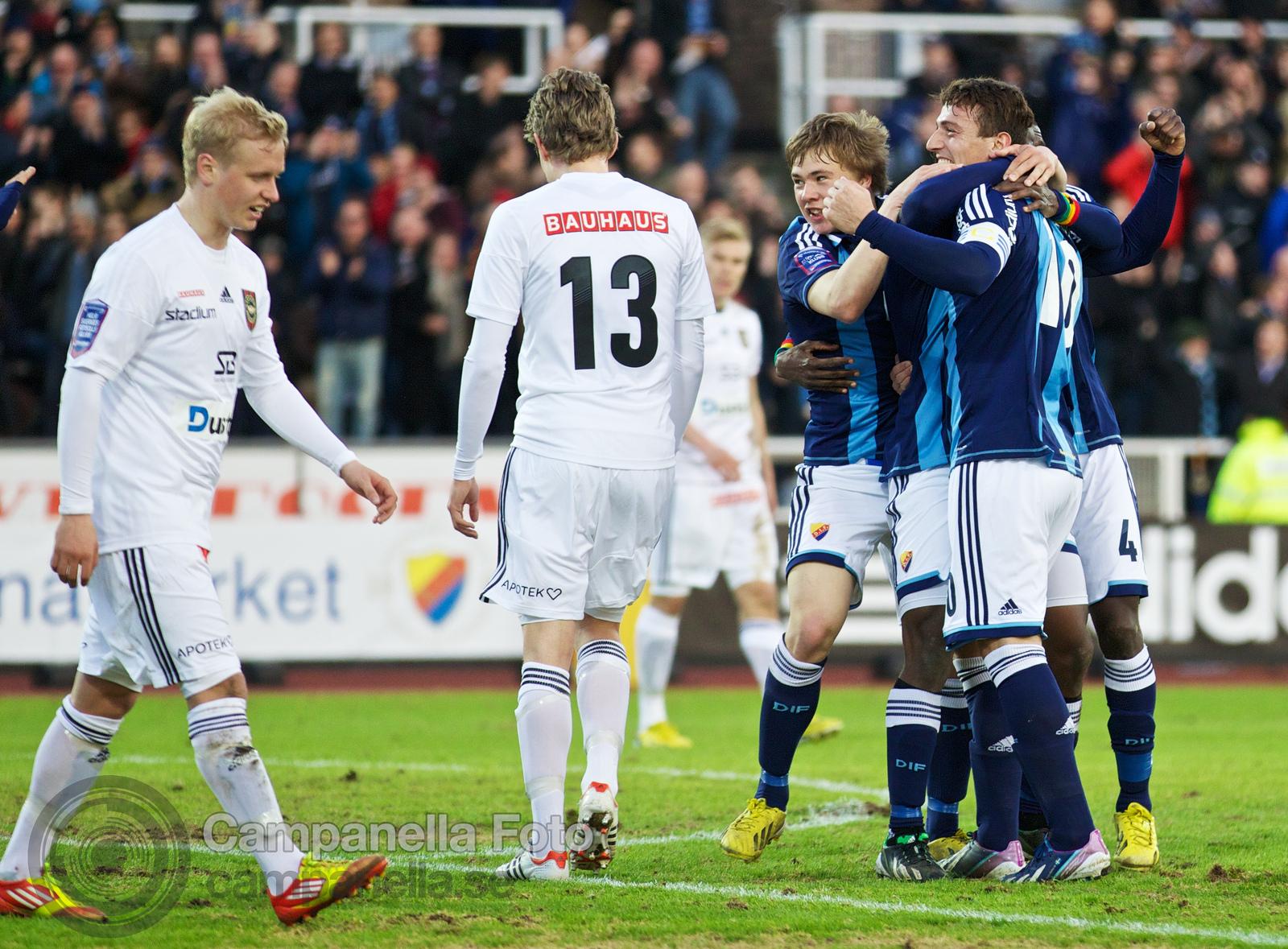Djurgården IF - Brommapojkerna - 1 of 5