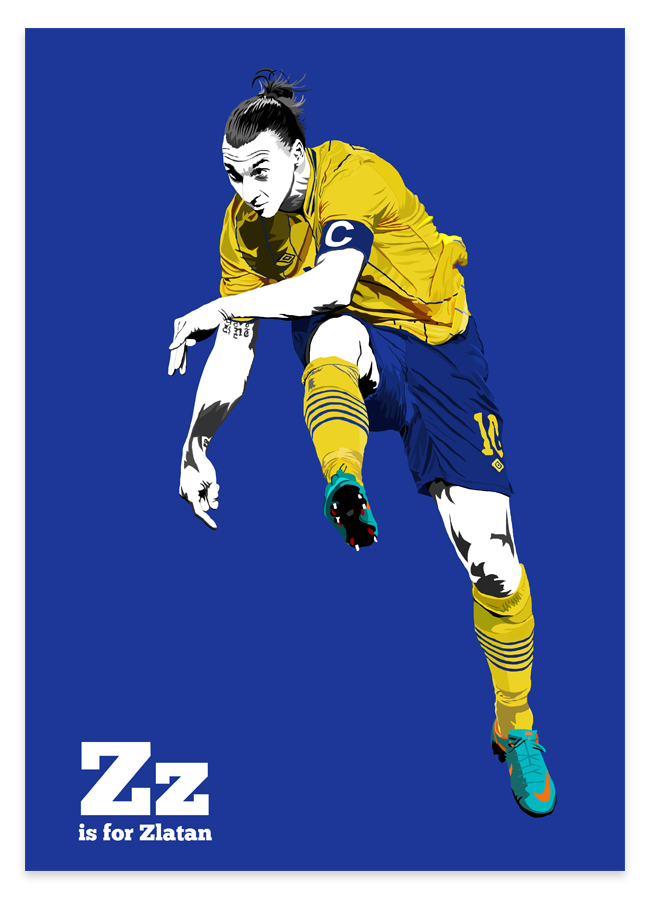 Z is for Zlatan
