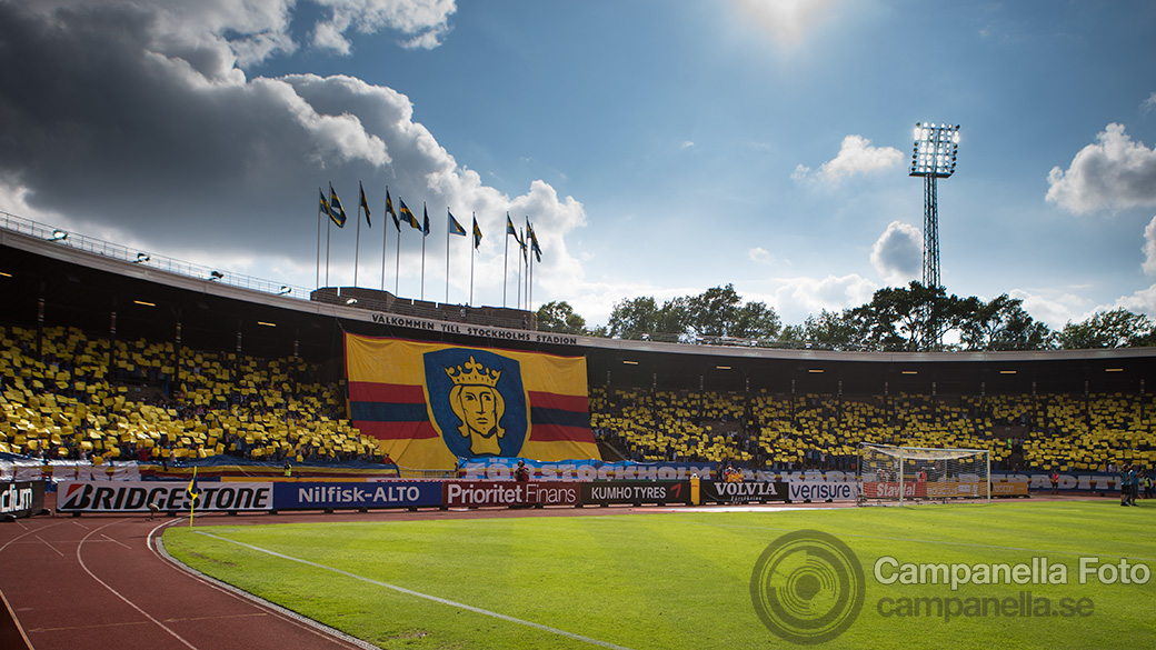 Farewell Stockholm Stadion  - 01