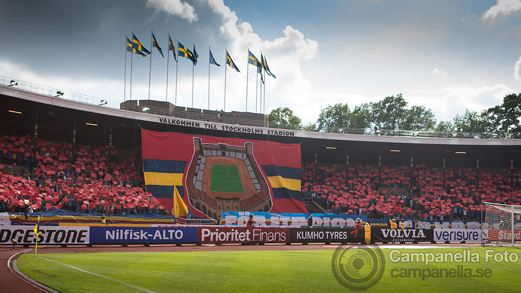 Farewell Stockholm Stadion  - 02