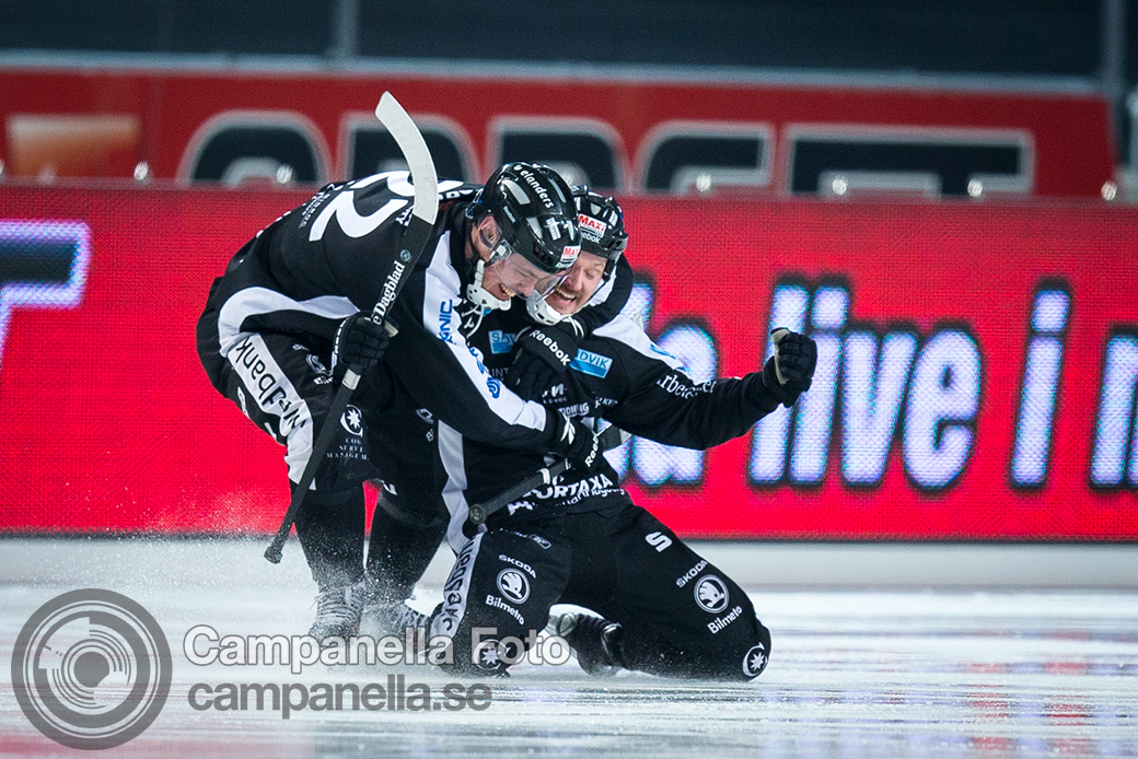 The Bandy Final - Michael Campanella Photography