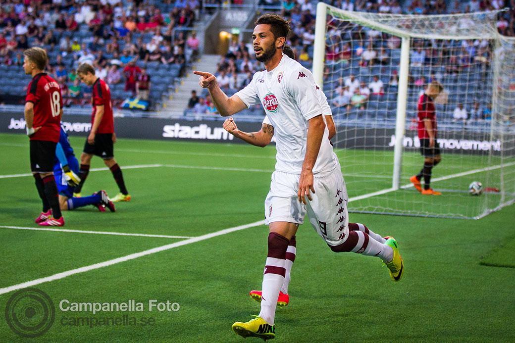 Torino sinks BP - Michael Campanella Photography