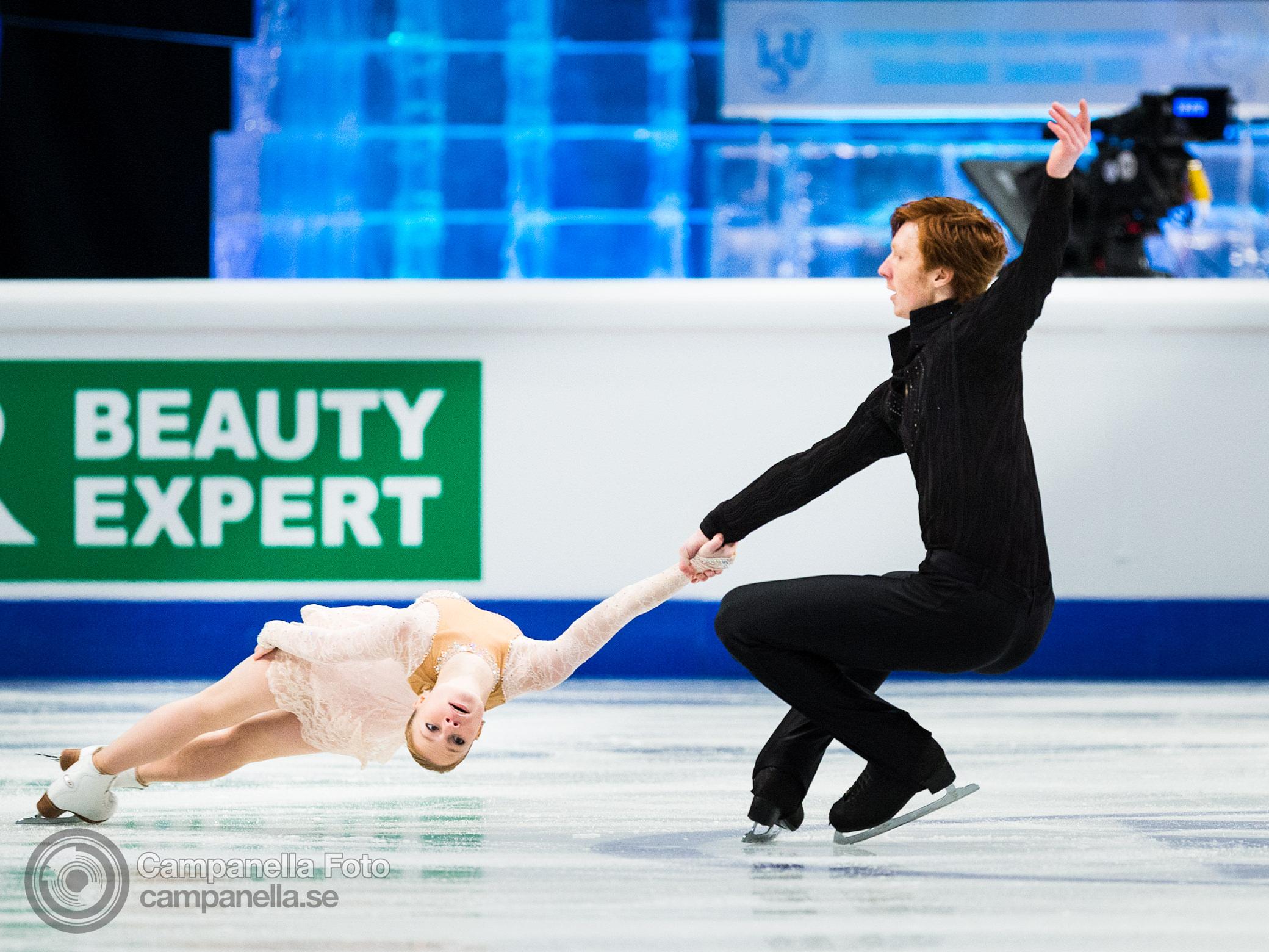 Figure Skating Championship - Michael Campanella Photography
