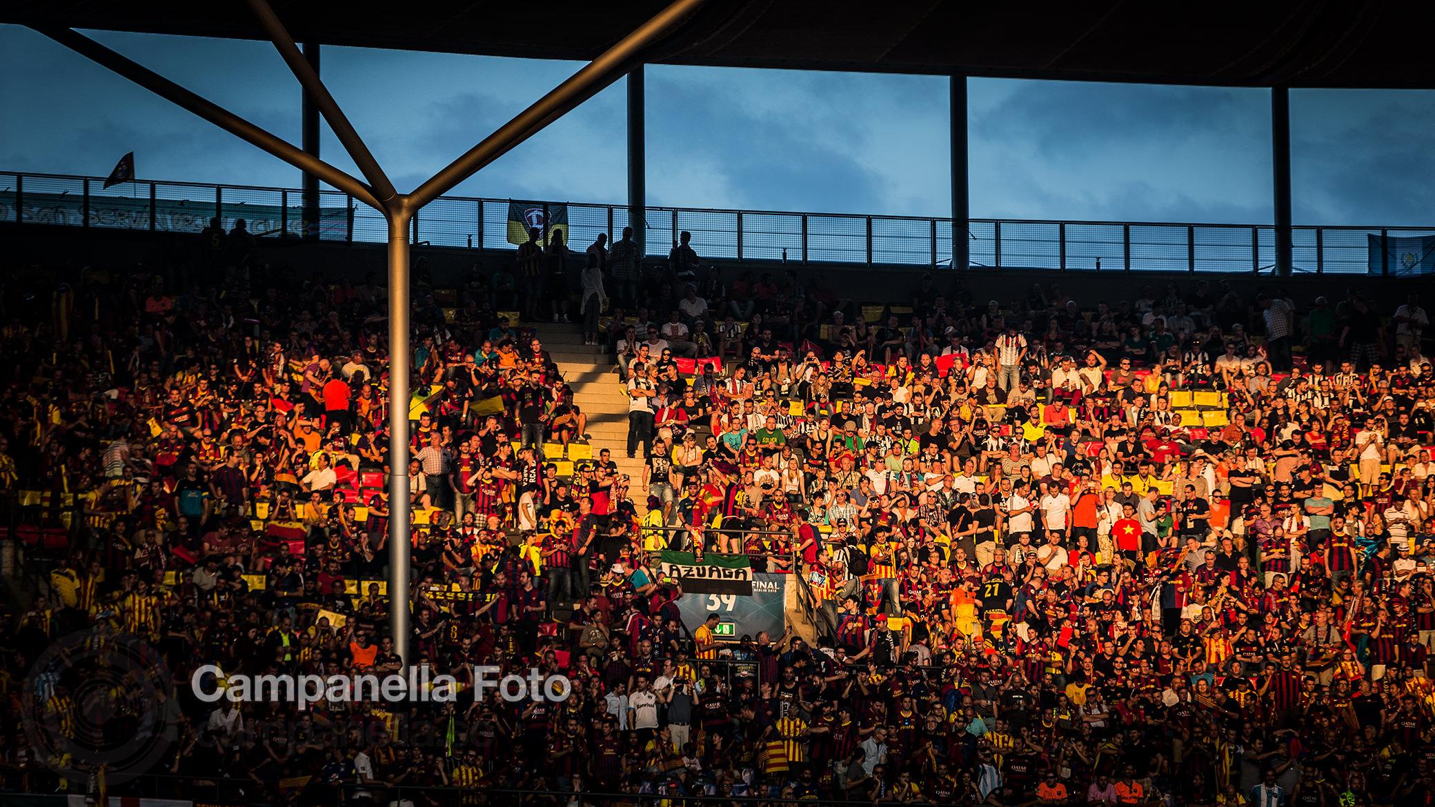Champions League Final (Part. 1) - Michael Campanella Photography