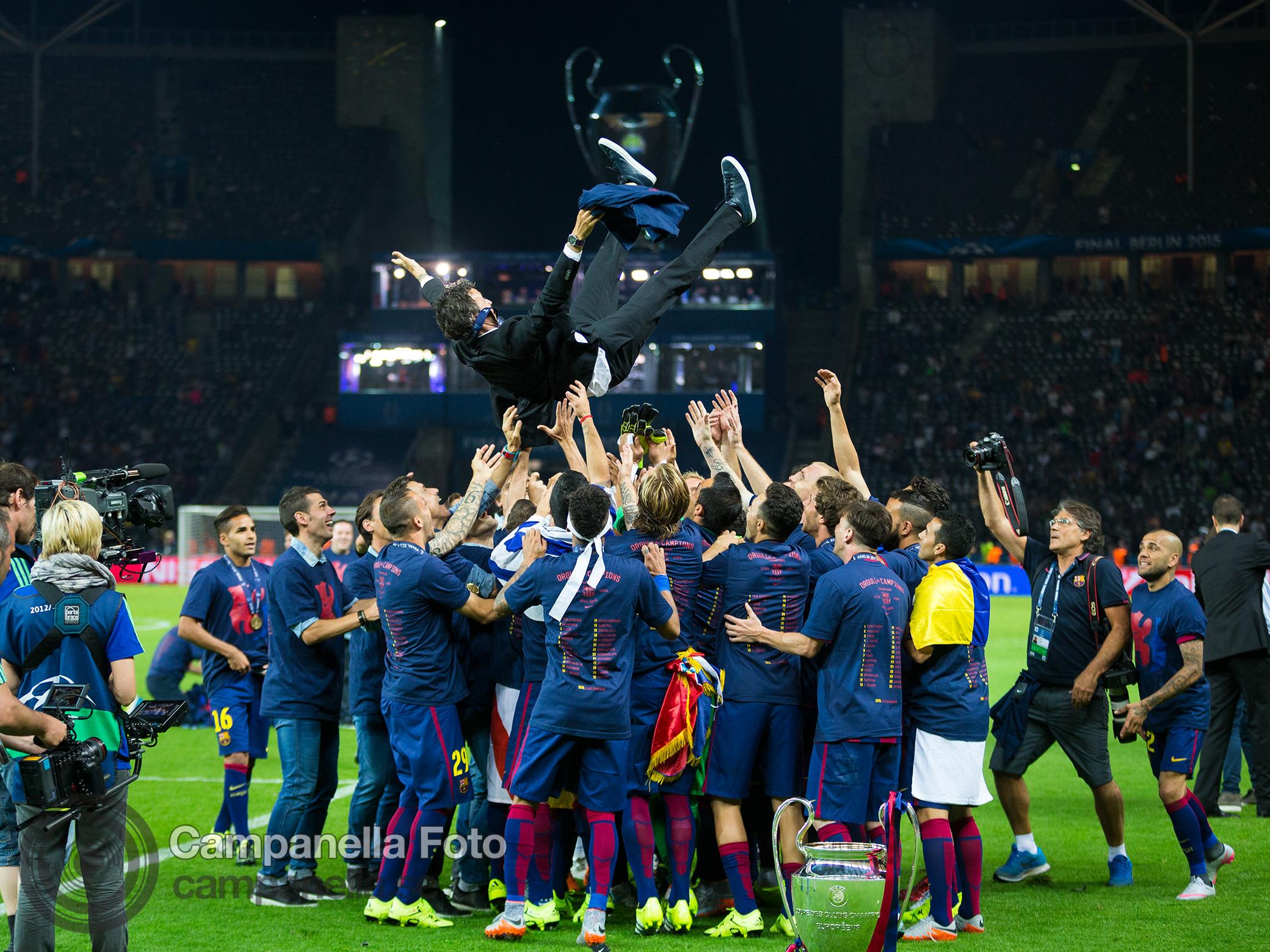 Champions League Final (Part. 2) - Michael Campanella Photography