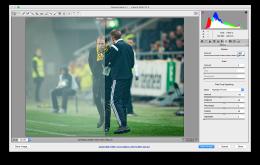 Dehaze tool in Photoshop CC 2015