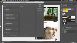 Toolbar editing coming to Photoshop CC