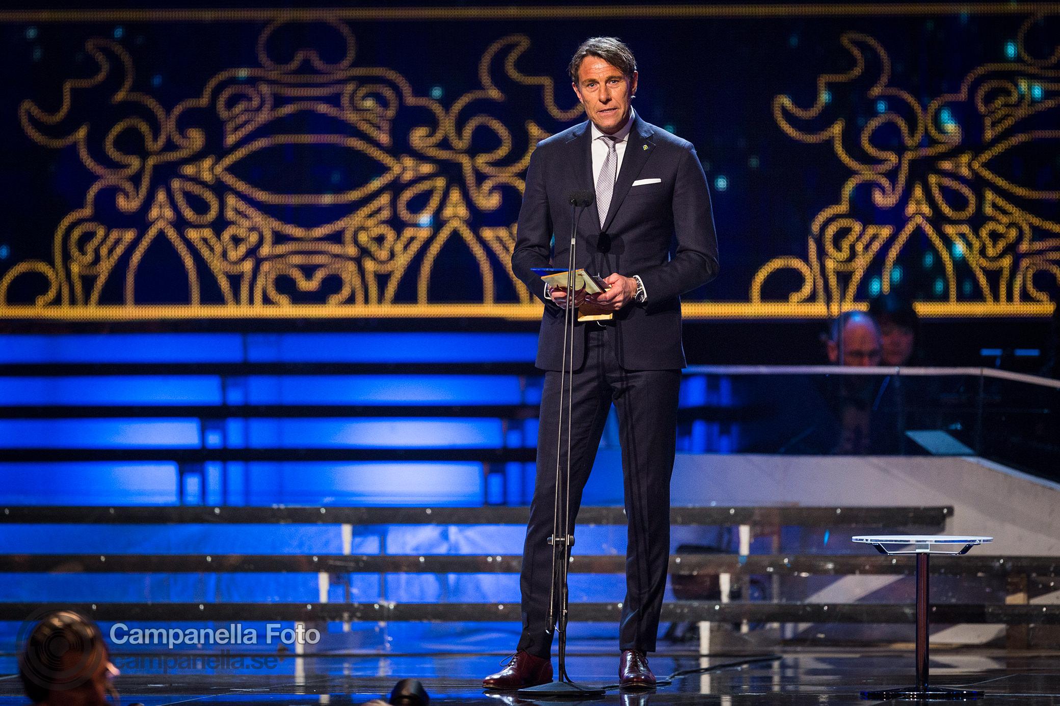 Idrottsgalan 2016: Swedish Sports Awards - Michael Campanella Photography