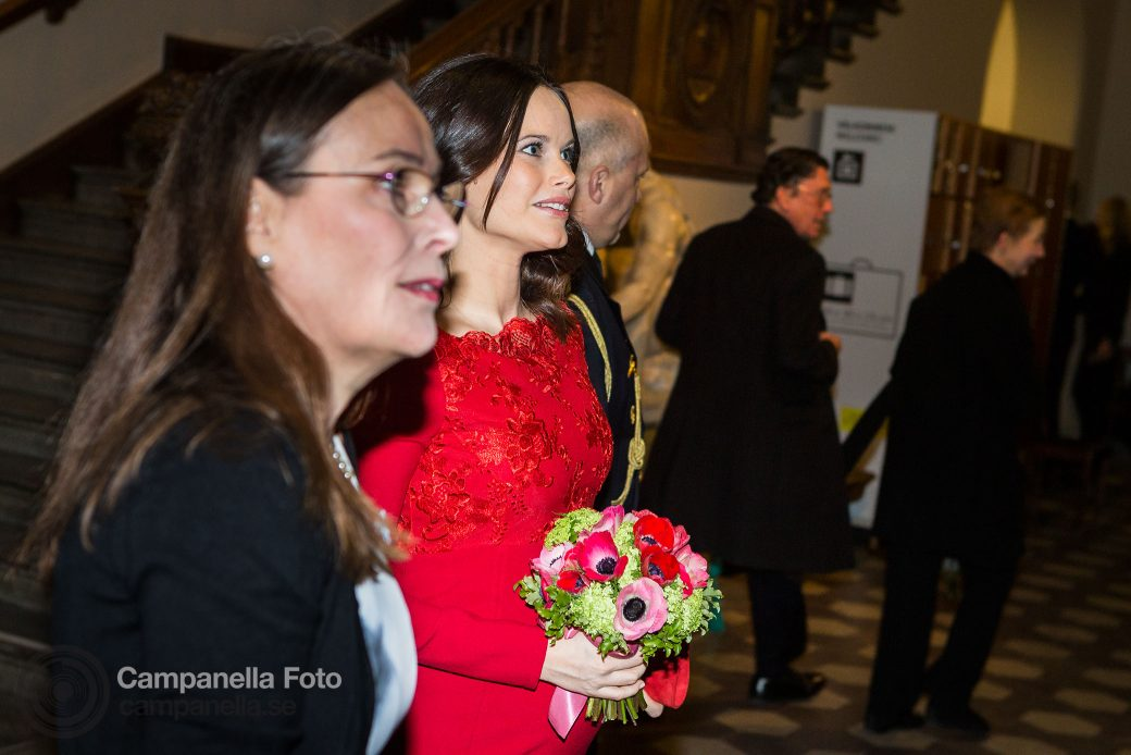 Royals visit the Academy of Fine Arts - Michael Campanella Photography