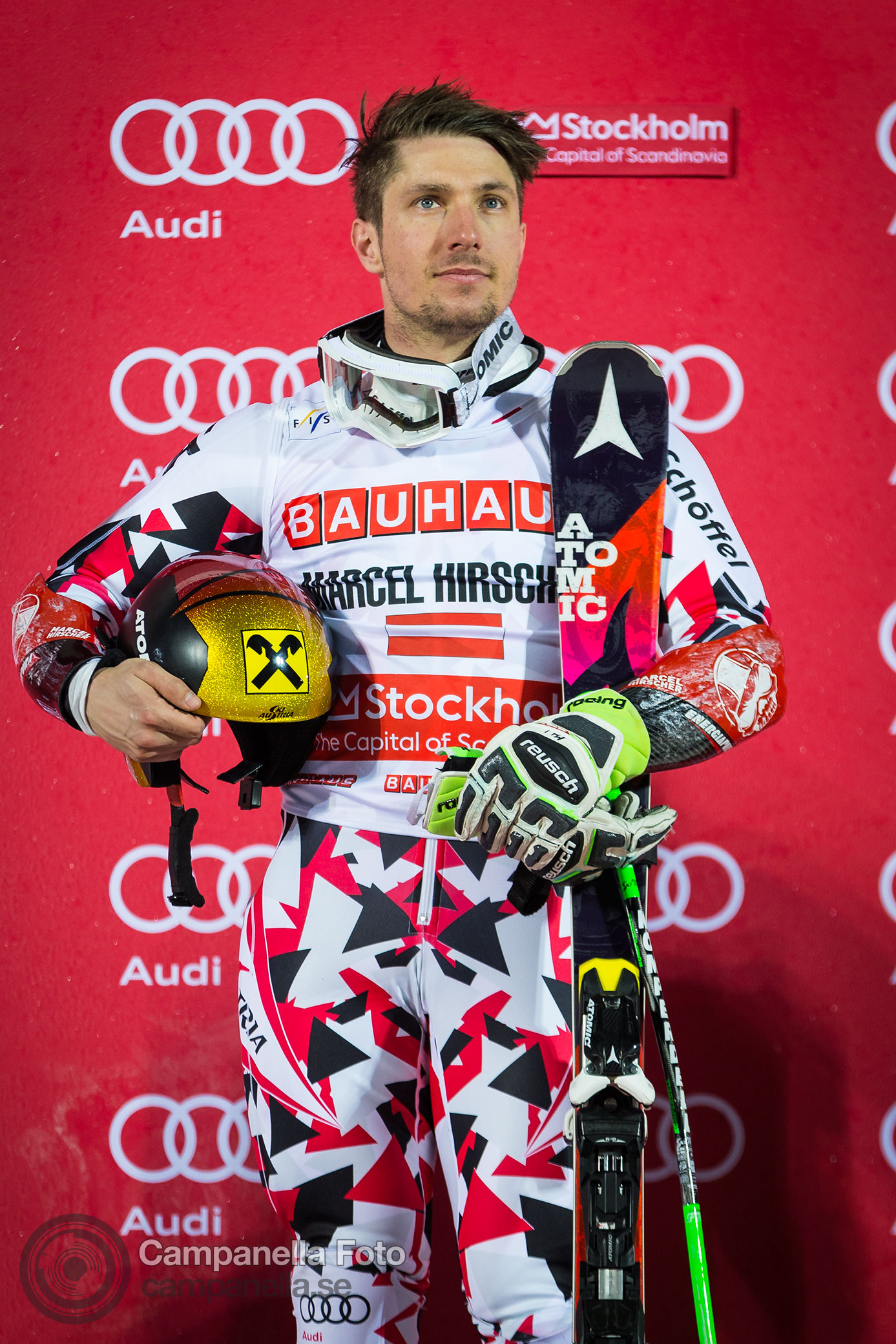 Ski World Cup comes to Stockholm - Michael Campanella Photography