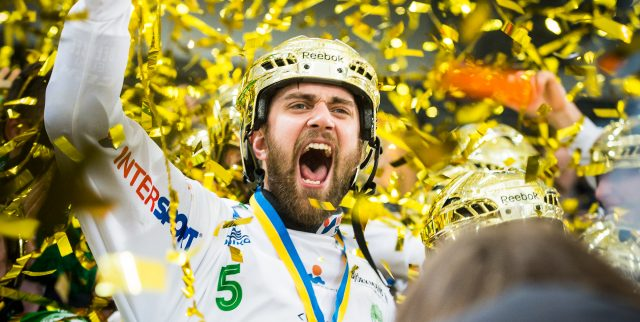 Swedish Bandy Final 2015 - Michael Campanella Photography
