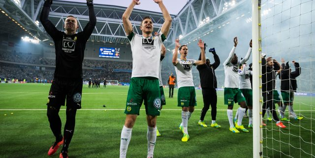 Hammarby takes Swedish Cup derby