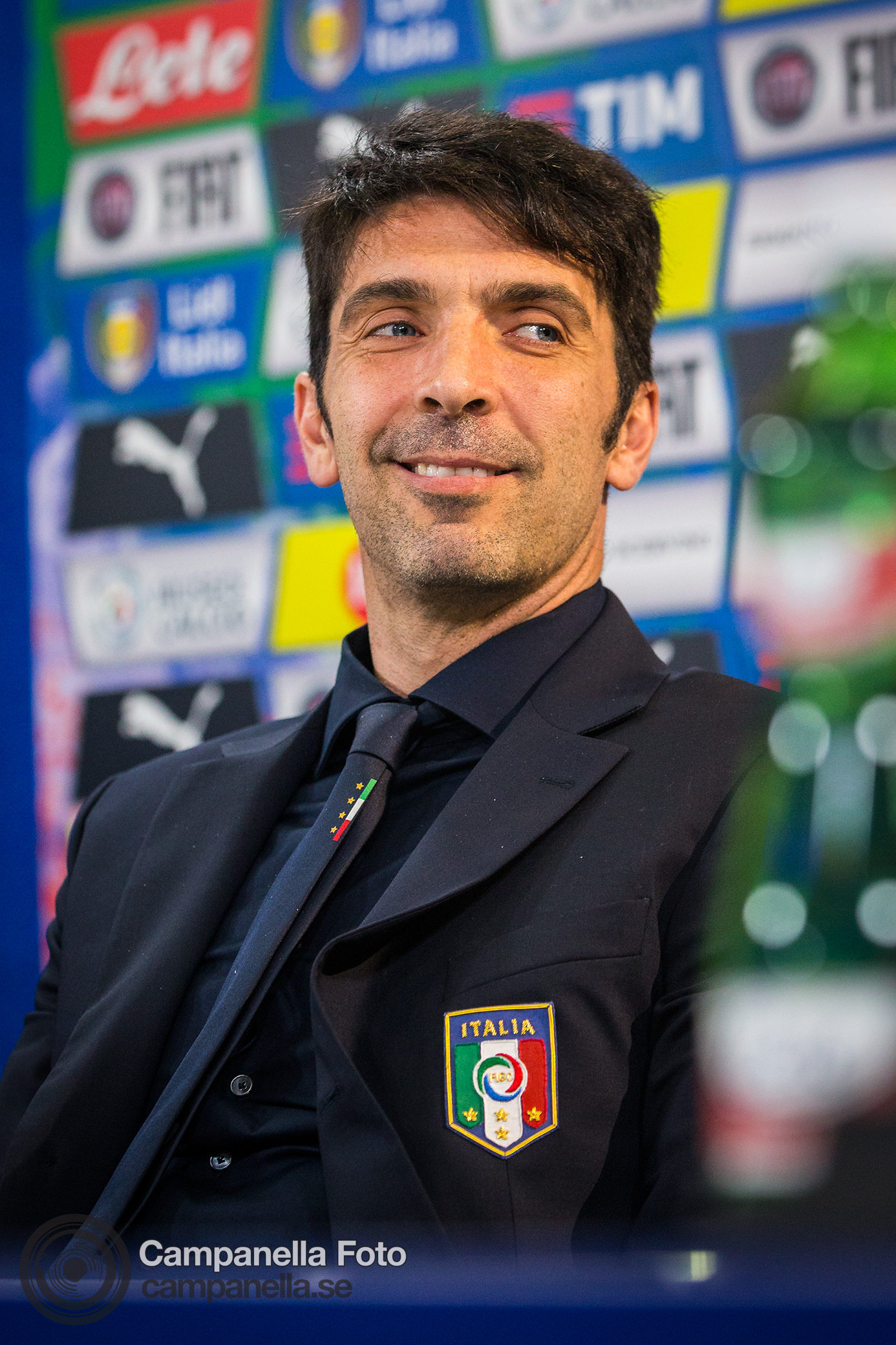 Tomorrow Italy meets Spain in Udine - Michael Campanella Photography